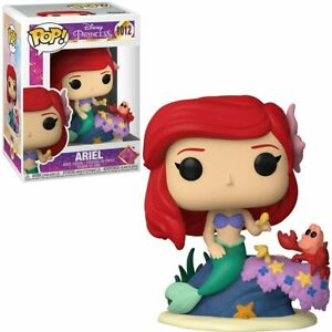 The Little Mermaid - Ariel Ultimate Disney Princess Pop! Vinyl #1012