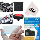 4in1 Kit Glass Screen Protector Shutter Release Button for Fujifilm X-T3 XT3