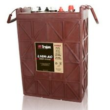BATTERY TROJAN L16H-AC 6 VOLT 435 AH (20 HR RATE) FLOODED DEEP CYCLE EACH