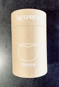 Nespresso Origin Round Pink / White Espresso Cups 2.7 oz Limited Edition