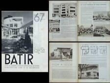 BATIR N°67 1938 CANNEEL-CLAES, FRANZ COPPIETERS, UCCLE, MAURICE HOSDAIN, JETTE