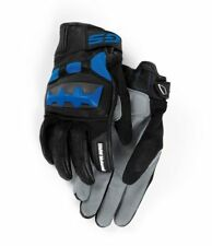 2018 BMW Rallye Gloves Black/Blue 10-10.5