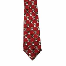 Boys Spring 100/% Silk Striped Tie by Class Club NWT