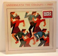 INXS: Underneath the Colours SEALED Vinyl LP - Atco 7 90185-1-Y 1981 Issue