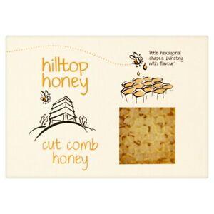 Hilltop Honey Cut Comb Slab - 400g
