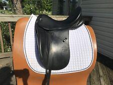 """Stubben Maestoso 17.5"""" / 32 cm Dressage Saddle"""
