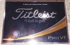 2017/18 Titleist Prov1 Brand New in Box 2 Dozen Free Priority Shipping
