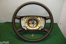 Mercedes 380SE Steering Wheel 85 126 Black #2