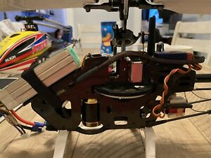 450 rc helicopter trex align. bnf