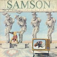Samson - Shock Tactics [New Vinyl LP]