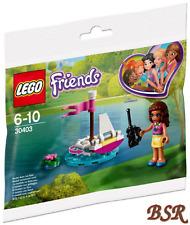 LEGO®  Friends 30403 Olivia´s Ferngesteuertes Boot im Polybag ! NEU & OVP !