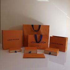 8 emballages packaging LOUIS VUITTON 1854 Paris art déco design PN 1964 France