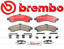 Brembo Performance Premium Ceramic Disc Brake Pad Complete Front Set - P10009N