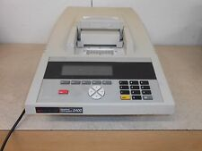 PERKIN ELMER GENEAMP PCR SYSTEM 2400 THERMAL CYCLER