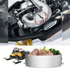 Kemimoto Snowmobile Muffpot Food Warmer Exhaust Cooker Muff Pot for Polaris