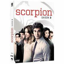 DVD - Scorpion - Saison 3 - Elyes Gabel, Katharine McPhee, Eddie Kaye Thomas, Ja
