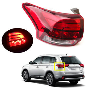 Left Driver For Mitsubishi Outlander 2016 2017 2018 19 2020 Rear Tail Lamp Light