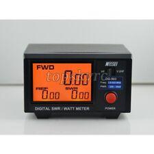 "Digital SWR WATT Meter 3.5"" LCD for Two-Way Radios Walkie Talkie DG-503 SZ tps"