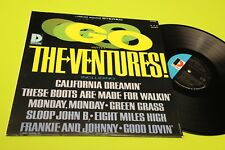 THE VENTURES LP GO WITH ORIG US '60 NM !!!!!!!!!!!!!!!!  TOOOOPPPP CONDITION