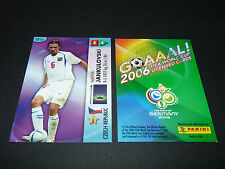 JANKULOVSKI CESKO TCHEQUIE PANINI CARD FOOTBALL GERMANY 2006 WM FIFA WORLD CUP