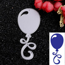 Balloon Cutting Dies Stencil DIY Scrapbooking Album Paper Card Embossing Craft
