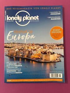Lonely Planet 11/2020 .. Herbst in Europa .. ungelesen/Neuwertig