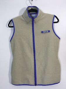 Columbia PFG Fishing Gear Vest Size XS Full Zip