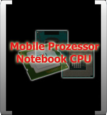 Intel Core i5-540m 2.53 - > 3.067 GHz slbtv zócalo g1 Mobile CPU notebook portátil