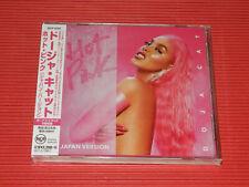 5B DOJA CAT HOT PINK WITH BONUS TRACKS JAPAN CD REGISTERED SHIPPING
