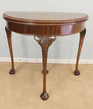 Mahogany Original Art Moderne 20th Century Antique Tables