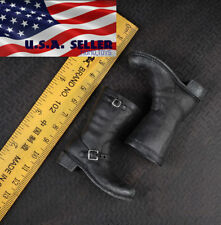 1/6 Terminator T800 Tactical Combat Boots For Hot Toys PHICEN Male Figure ❶USA❶