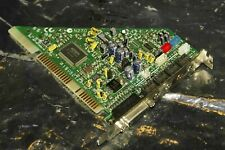 ISA Soundkarte Aztech Crystal AZT2320 SRS HP-5064-2620 PRO16V für DOS, Win etc.