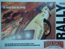 SEGA RALLY 2 ORIGINAL COMPLETE ROM KIT for single Sega ARCADE non JAMMA Model 3