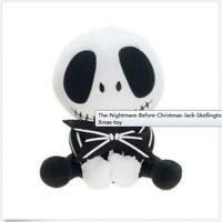"The Nightmare Before Christmas Jack Skellington Plush Stuffed 8""doll Xmas toy"