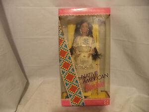 1992 Native  Barbie Doll Special Edition DOTW #1753  NIB