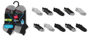Hanes Boys' Xtemp Tab Athletic Socks MD Size 9-2.5