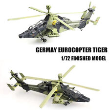 Germany Eurocopter Tiger 1/72 Finished helicopter easy model non diecast
