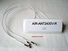Cisco  AIR-ANT2430V-R 2.4-GHz 3 dBi Triple Omni Antenna 3 RP-TNC