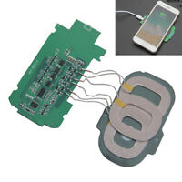 5V/2A 3 Coils Qi Wireless Charger PCBA Circuit Board Coil Charger Universal HGUK