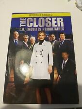 The closer saison 2 - Coffret 4 DVD // DVD NEUF