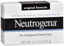 Neutrogena Facial Cleansing Bar Original Formula 3.50 oz