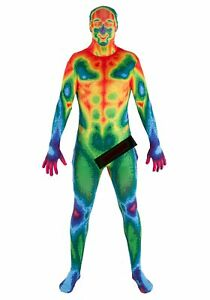The Adult Infrared Rocket Costume