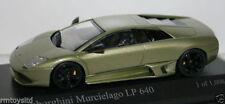 Véhicules miniatures MINICHAMPS sous boîte fermée pour Lamborghini