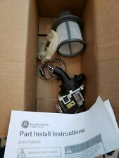 GE Dishwasher Drain Pump Kit
