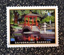 2017USA #5156 $6.65 Lili'uokalani Gardens  -  Priority Mail  -  Mint  NH