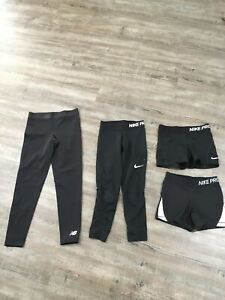 Nike Pro Girls Sz.8-10 Bundle