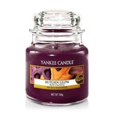YANKEE CANDLE Kleine Kerze AUTUMN GLOW 104 g Duftkerze
