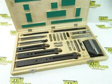 MITUTOYO GAGE BLOCK ACCESSORY SET 516-604 +BONUS WEBBER - BROWN & SHARPE BLOCKS