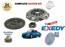 FOR DAIHATSU COPEN 0.66i TURBO 2003-2006 NEW CLUTCH KIT COMPLETE