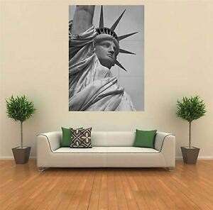 STATUE OF LIBERTY NYC USA NEW GIANT POSTER WALL ART PRINT PICTURE G203